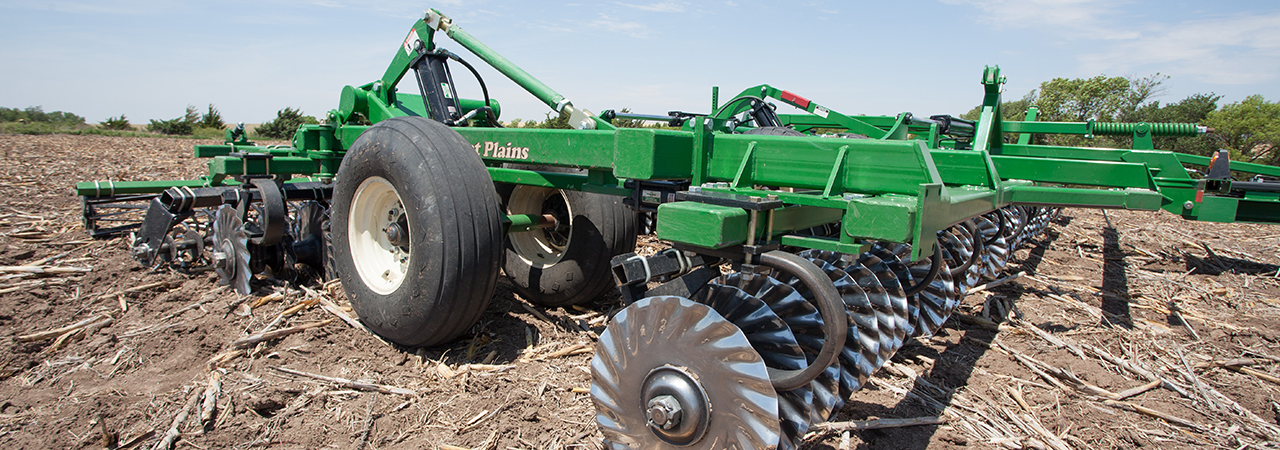 Great Plains Tiller